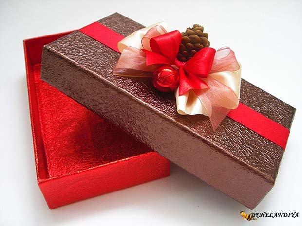 Подарки своим близким на новый год своими