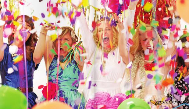 Новый год с веселыми конкурсами