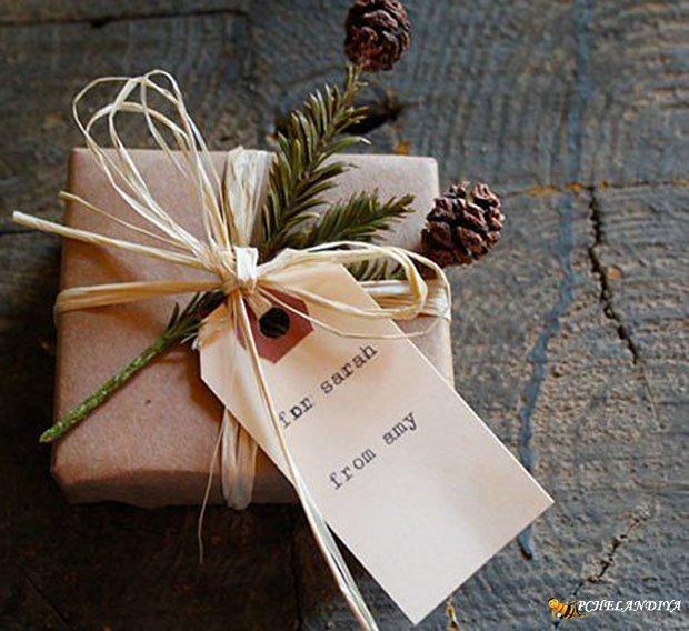 Коробка для подарков своими руками на новый год